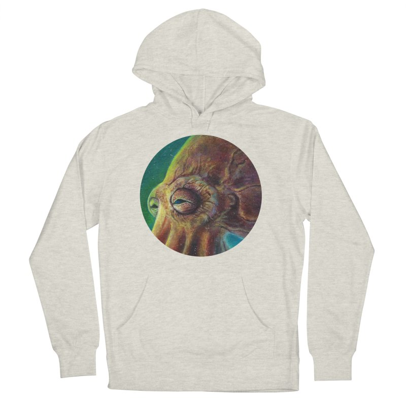 The Collector - Octopus Women's French Terry Pullover Hoody by Zerostreet's Artist Shop