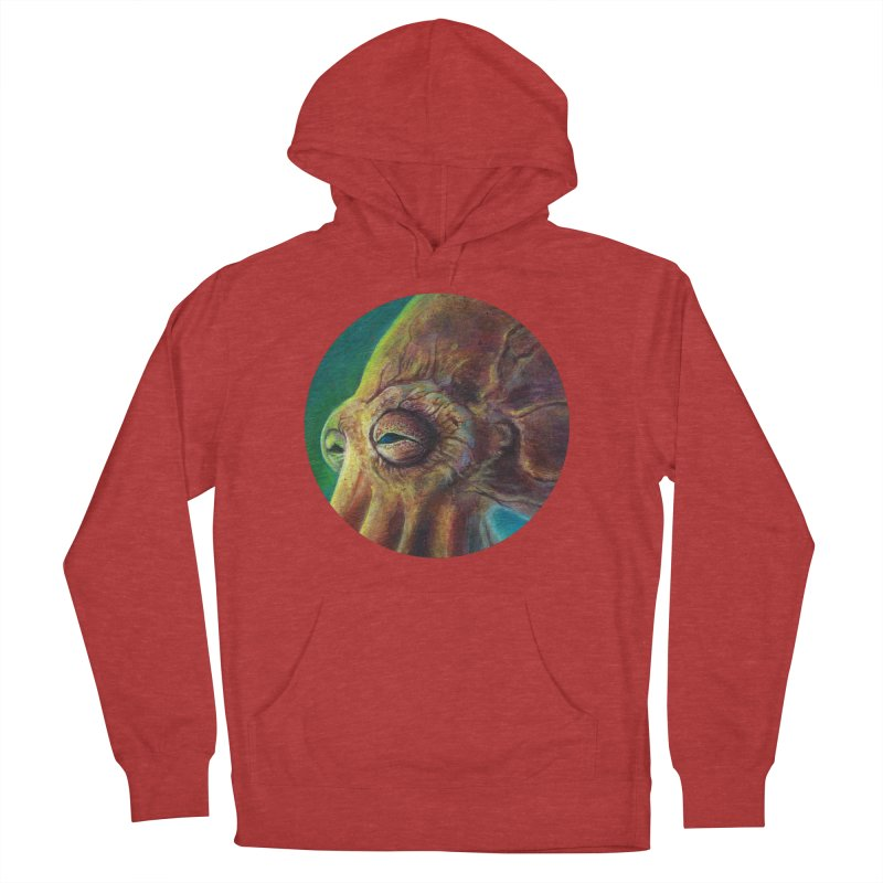 The Collector - Octopus Men's French Terry Pullover Hoody by Zerostreet's Artist Shop