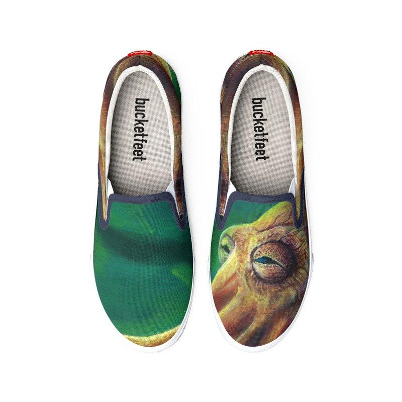 The Collector - Octopus Men's Shoes by Zerostreet's Artist Shop