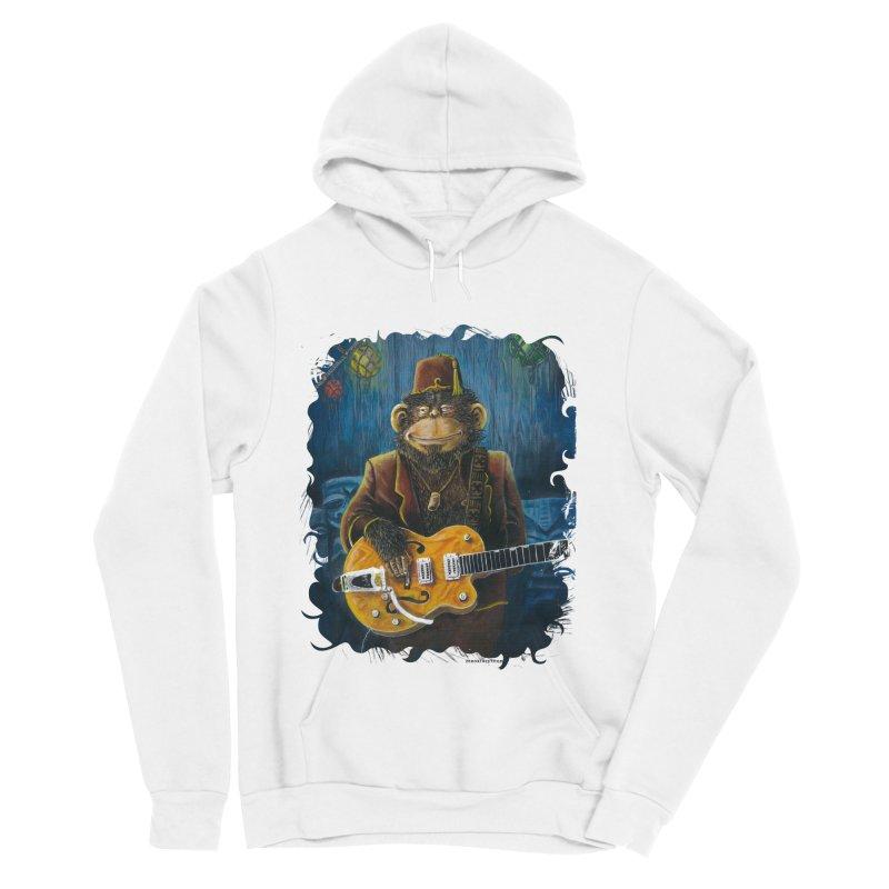 Dusty's Gig Men's Sponge Fleece Pullover Hoody by Zero Street's Artist Shop