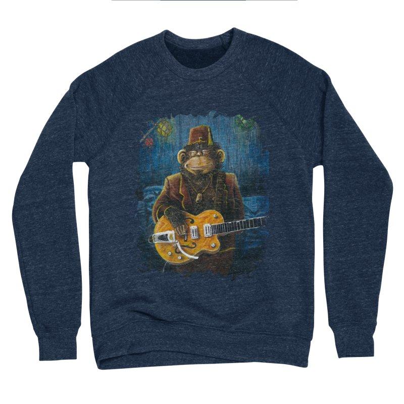 Dusty's Gig Women's Sponge Fleece Sweatshirt by Zero Street's Artist Shop