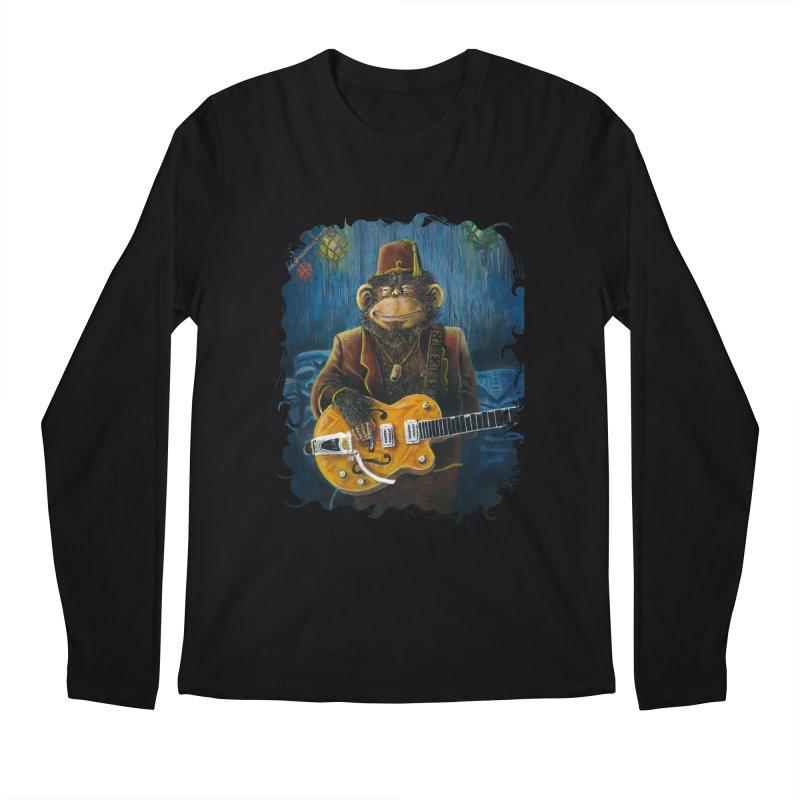 Dusty's Gig Men's Regular Longsleeve T-Shirt by Zero Street's Artist Shop