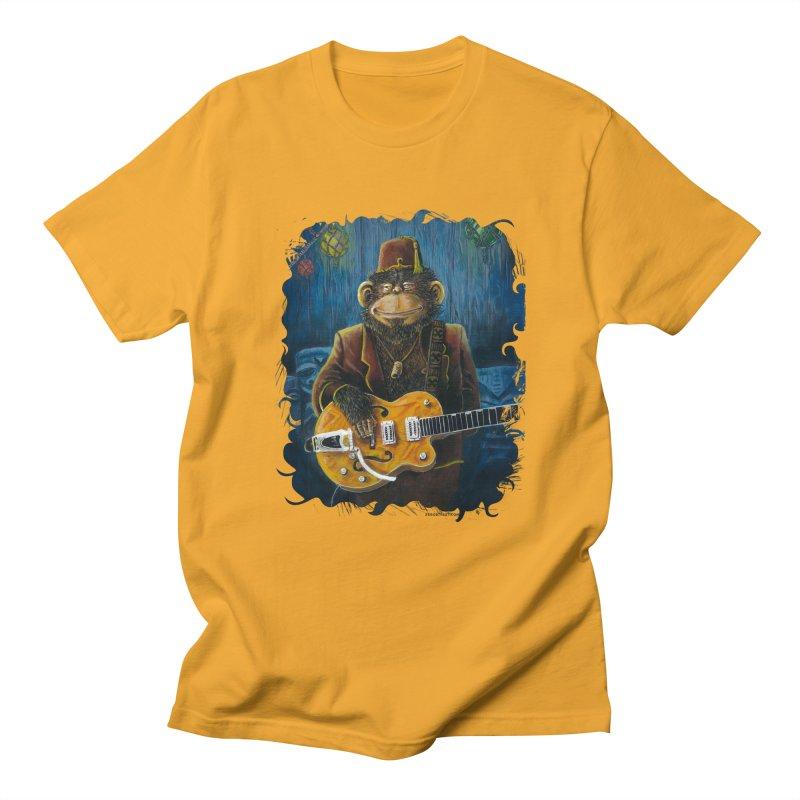 Dusty's Gig Men's Regular T-Shirt by Zero Street's Artist Shop