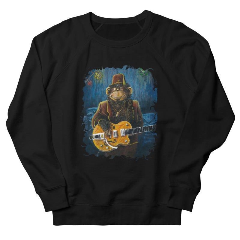 Dusty's Gig Women's French Terry Sweatshirt by Zero Street's Artist Shop