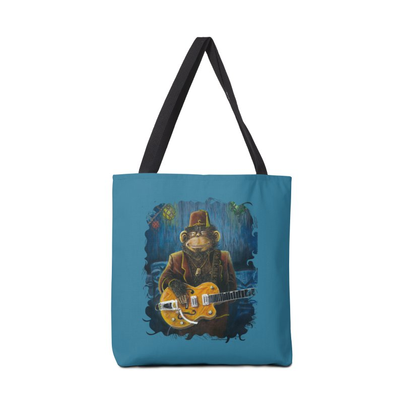 Dusty's Gig Accessories Bag by Zerostreet's Artist Shop