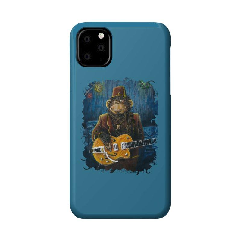 Dusty's Gig Accessories Phone Case by Zero Street's Artist Shop