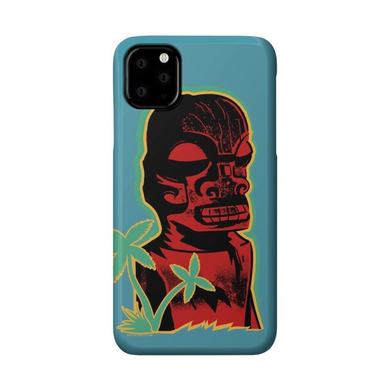 Marquesan #4 Accessories Phone Case by Zero Street's Artist Shop