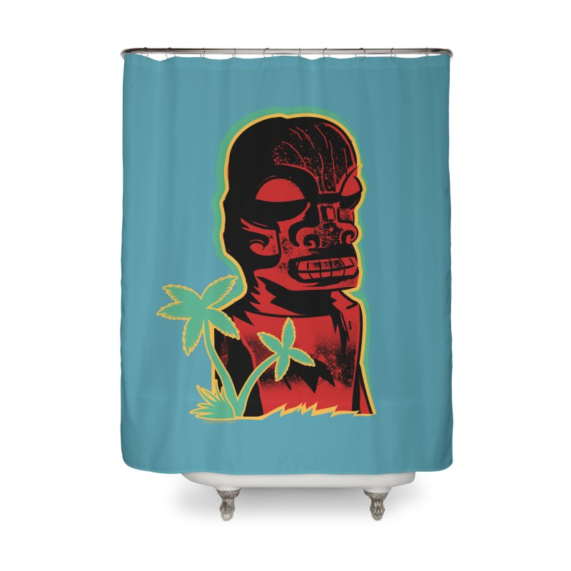 Marquesan #4 Home Shower Curtain by Zerostreet's Artist Shop