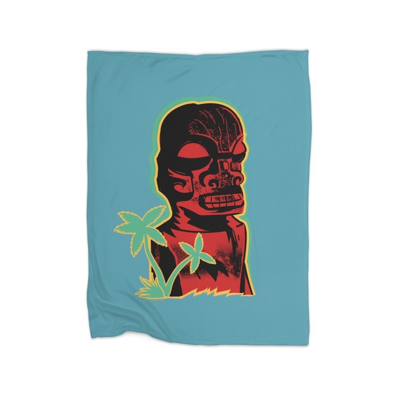 Marquesan #4 Home Blanket by Zerostreet's Artist Shop