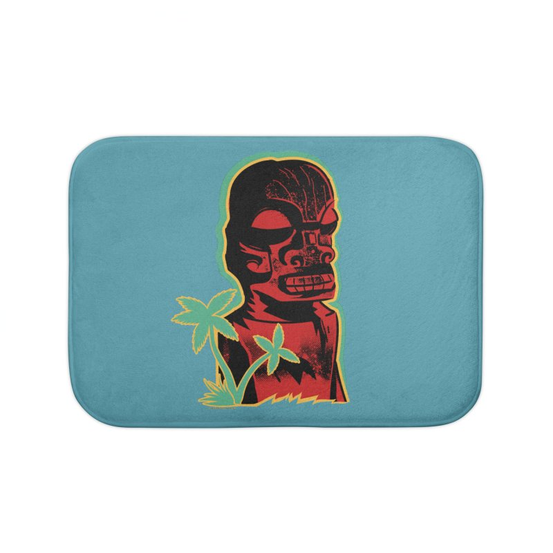 Marquesan #4 Home Bath Mat by Zerostreet's Artist Shop
