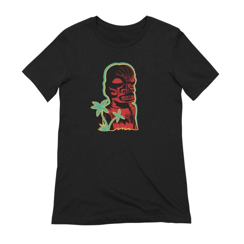 Marquesan #4 Women's Extra Soft T-Shirt by Zerostreet's Artist Shop