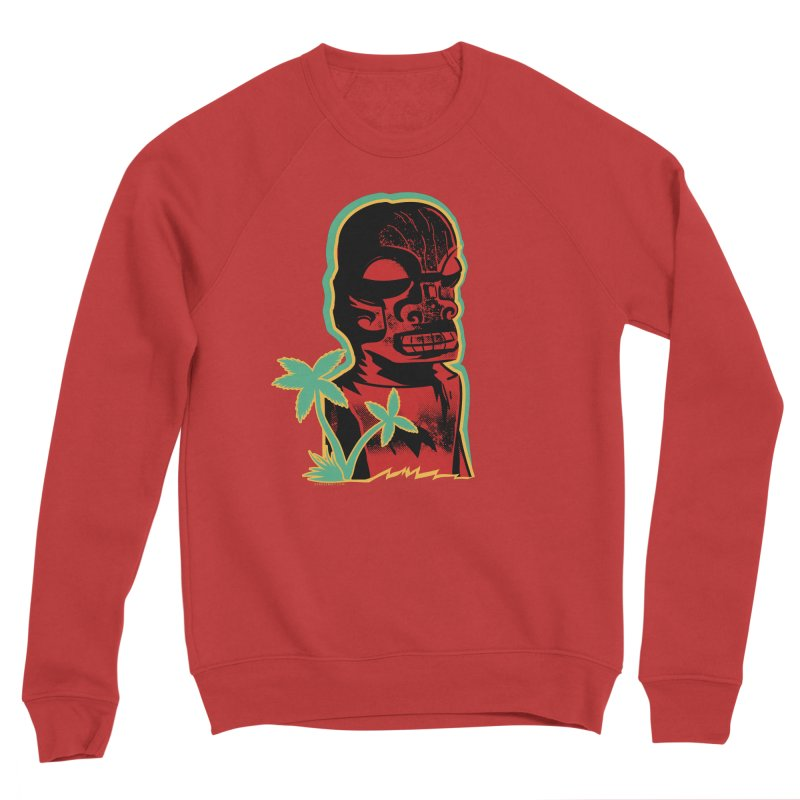 Marquesan #4 Men's Sponge Fleece Sweatshirt by Zero Street's Artist Shop