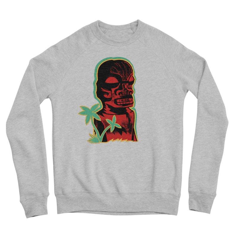 Marquesan #4 Men's Sponge Fleece Sweatshirt by Zerostreet's Artist Shop