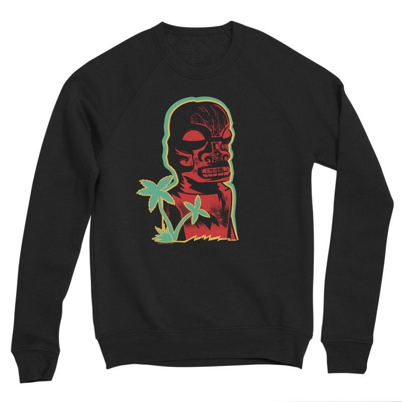 Marquesan #4 Women's Sponge Fleece Sweatshirt by Zerostreet's Artist Shop