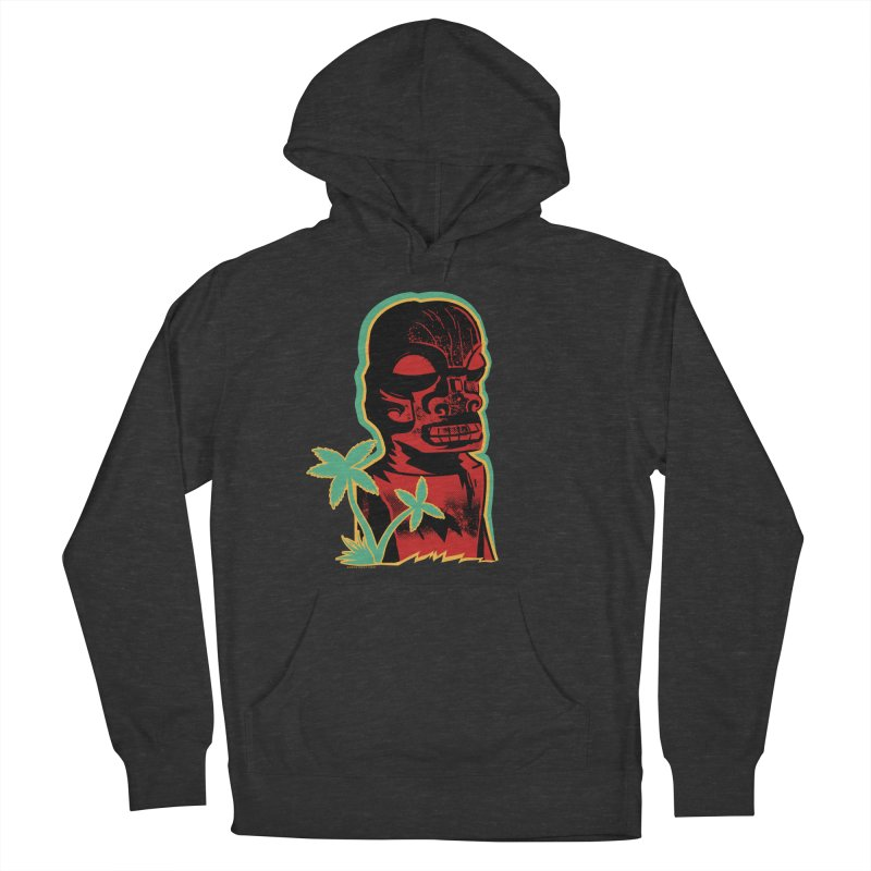 Marquesan #4 Women's French Terry Pullover Hoody by Zero Street's Artist Shop