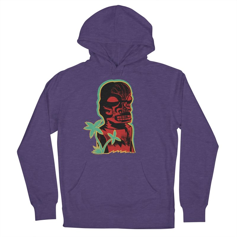 Marquesan #4 Men's French Terry Pullover Hoody by Zero Street's Artist Shop