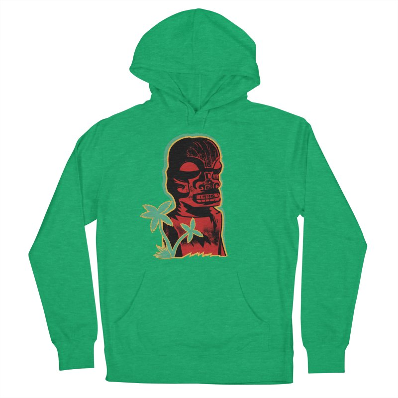 Marquesan #4 Men's French Terry Pullover Hoody by Zerostreet's Artist Shop