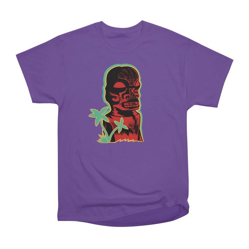Marquesan #4 Women's Heavyweight Unisex T-Shirt by Zerostreet's Artist Shop