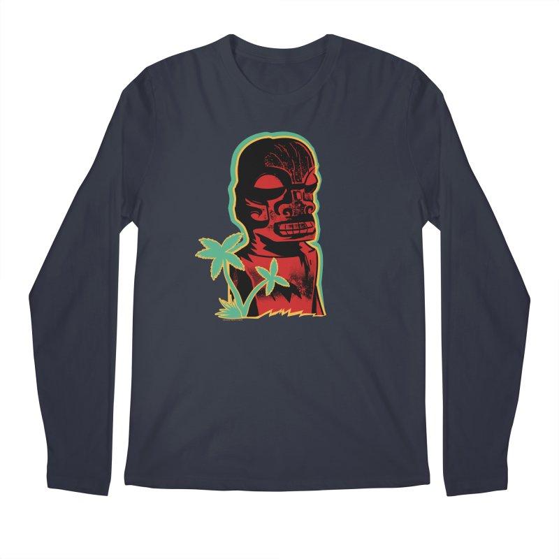 Marquesan #4 Men's Regular Longsleeve T-Shirt by Zerostreet's Artist Shop