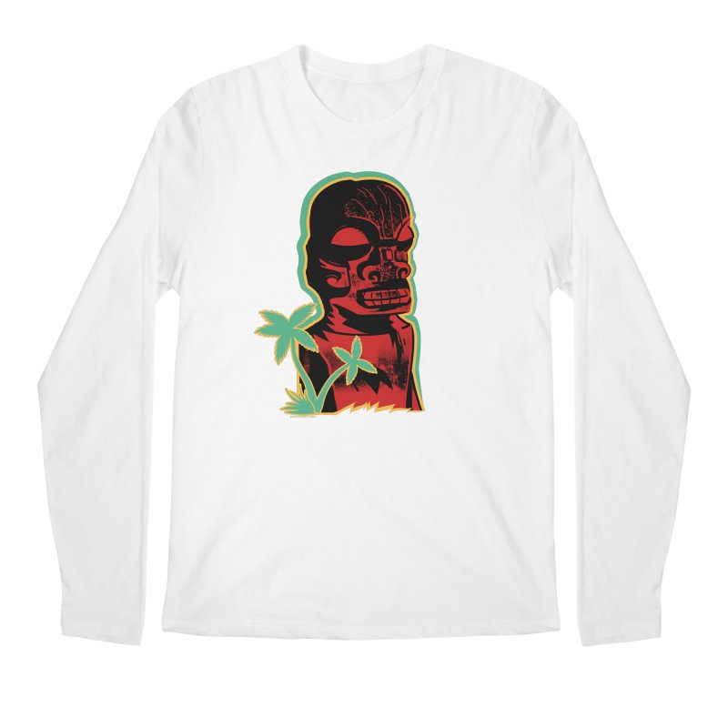 Marquesan #4 Men's Regular Longsleeve T-Shirt by Zerostreet's Artist Shop
