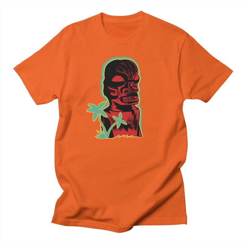 Marquesan #4 Men's Regular T-Shirt by Zerostreet's Artist Shop