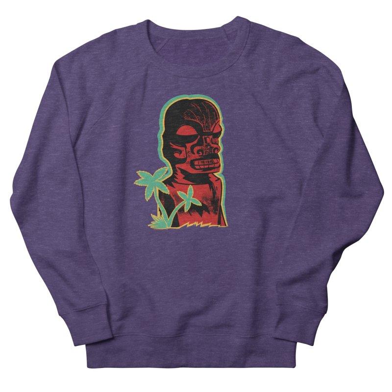 Marquesan #4 Women's French Terry Sweatshirt by Zerostreet's Artist Shop