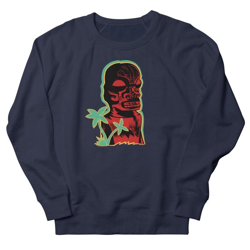 Marquesan #4 Women's French Terry Sweatshirt by Zero Street's Artist Shop