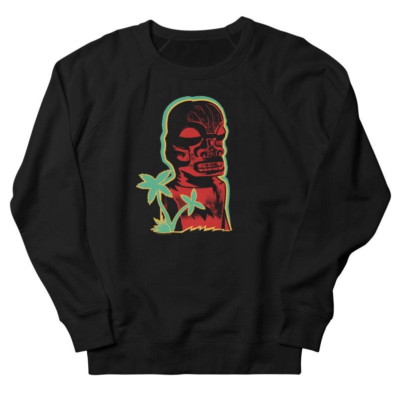 Marquesan #4 Men's French Terry Sweatshirt by Zerostreet's Artist Shop