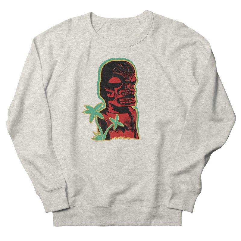 Marquesan #4 Men's French Terry Sweatshirt by Zero Street's Artist Shop