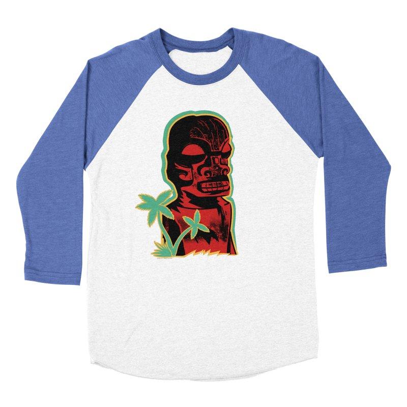 Marquesan #4 Women's Baseball Triblend Longsleeve T-Shirt by Zero Street's Artist Shop