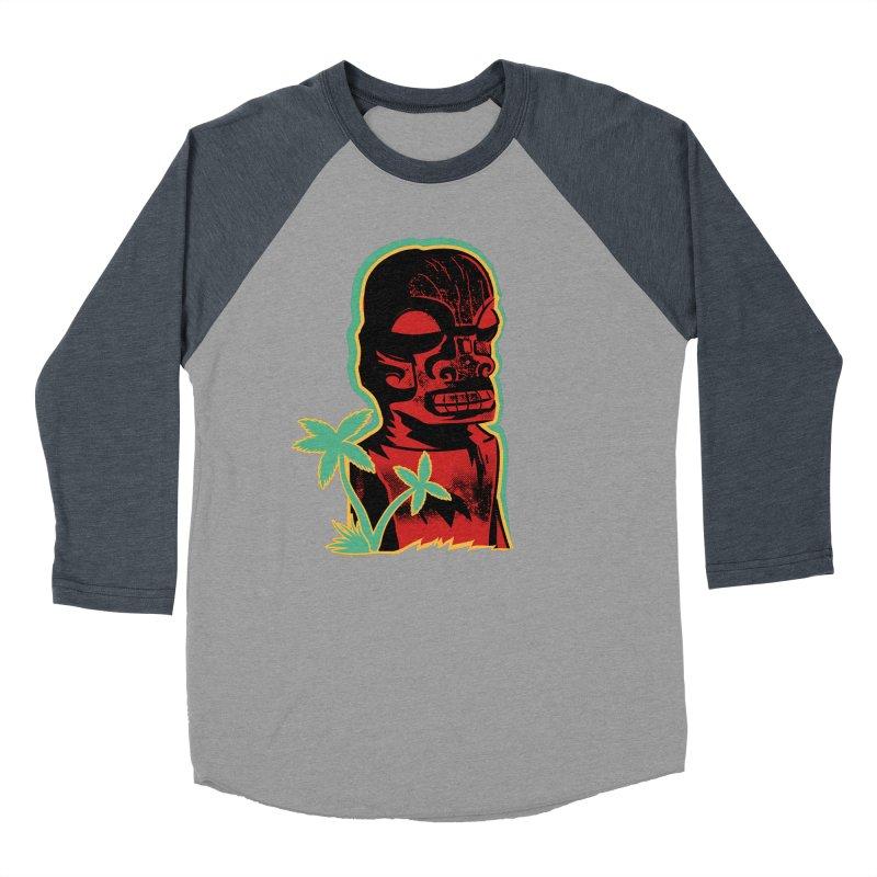 Marquesan #4 Men's Baseball Triblend Longsleeve T-Shirt by Zero Street's Artist Shop
