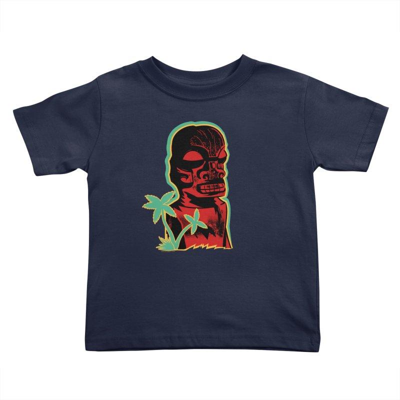 Marquesan #4 Kids Toddler T-Shirt by Zero Street's Artist Shop