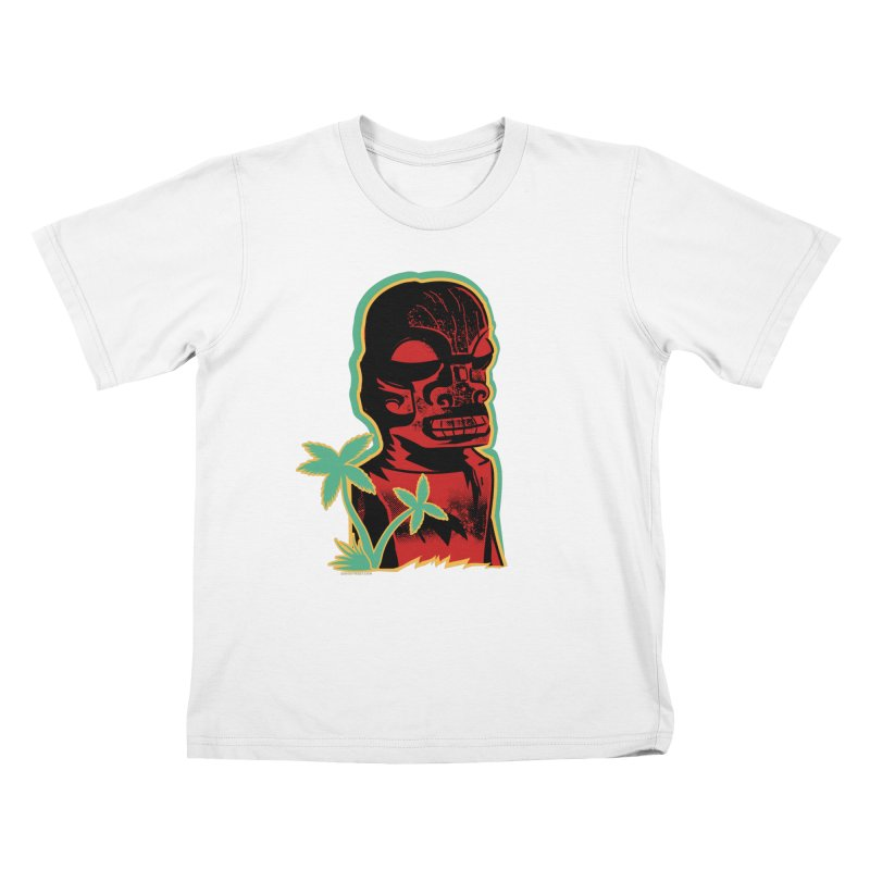 Marquesan #4 Kids T-Shirt by Zerostreet's Artist Shop