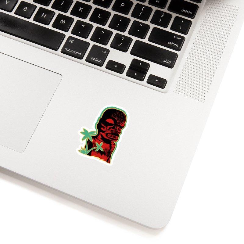 Marquesan #4 Accessories Sticker by Zerostreet's Artist Shop