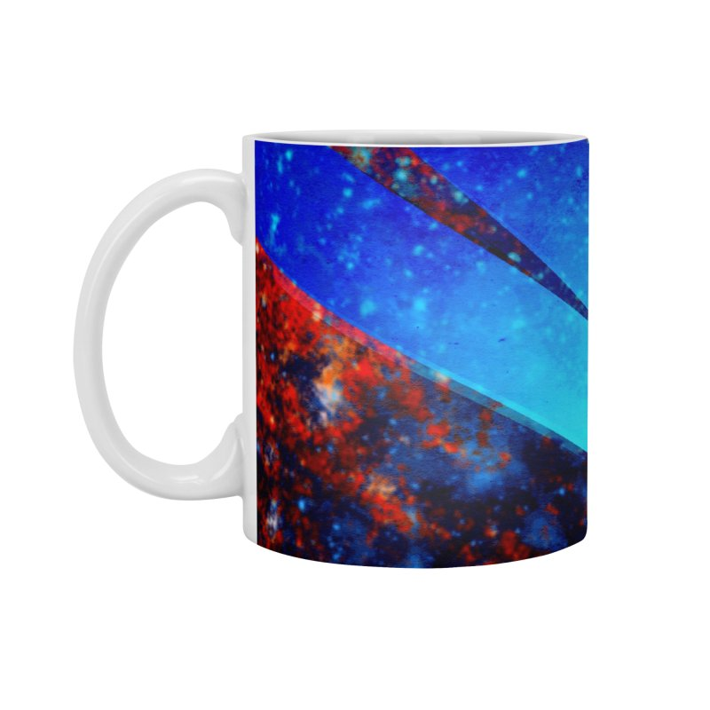 SPACE CHIMP Accessories Standard Mug by Zerostreet's Artist Shop