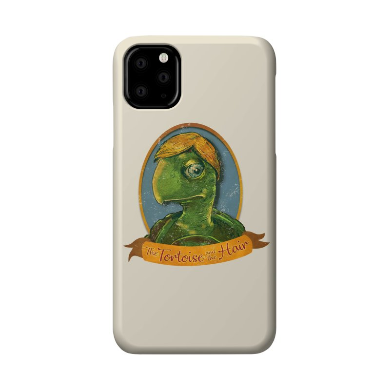 The Tortoise And The Hair Accessories Phone Case by Zerostreet's Artist Shop