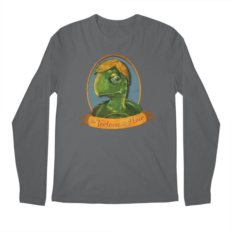 The Tortoise And The Hair Men's Regular Longsleeve T-Shirt by Zero Street's Artist Shop