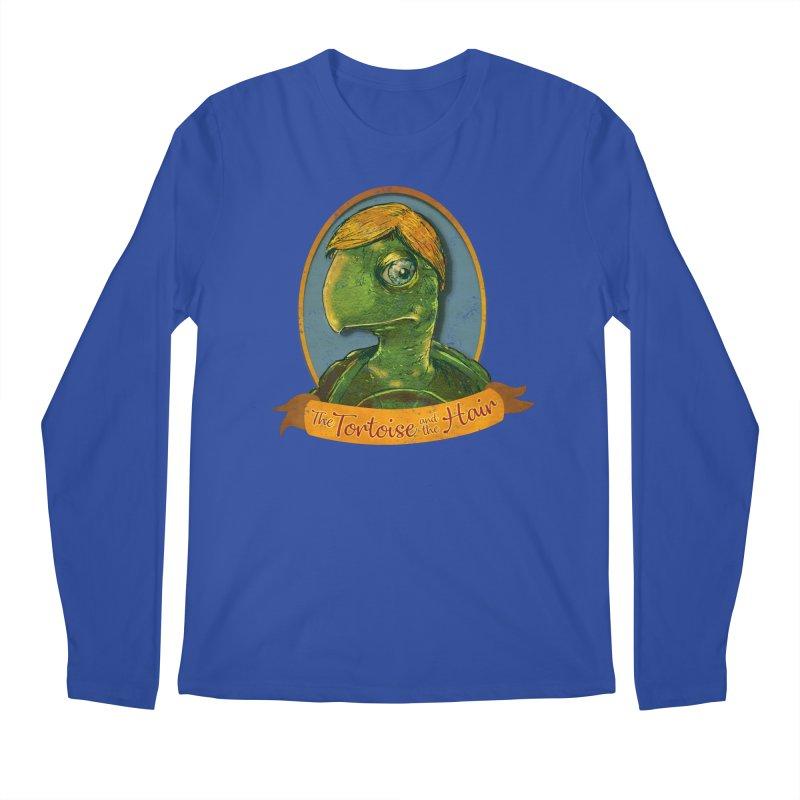 The Tortoise And The Hair Men's Regular Longsleeve T-Shirt by Zerostreet's Artist Shop