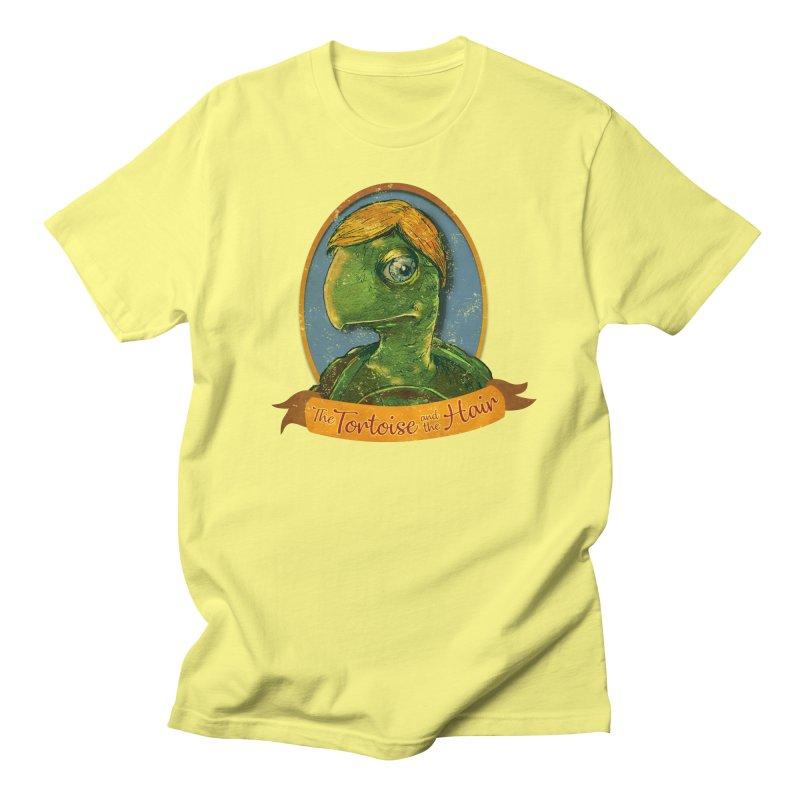 The Tortoise And The Hair Women's Regular Unisex T-Shirt by Zerostreet's Artist Shop