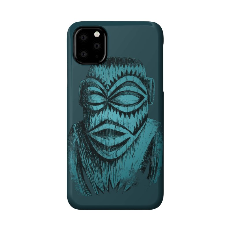 Tangaroa #3 Accessories Phone Case by Zerostreet's Artist Shop
