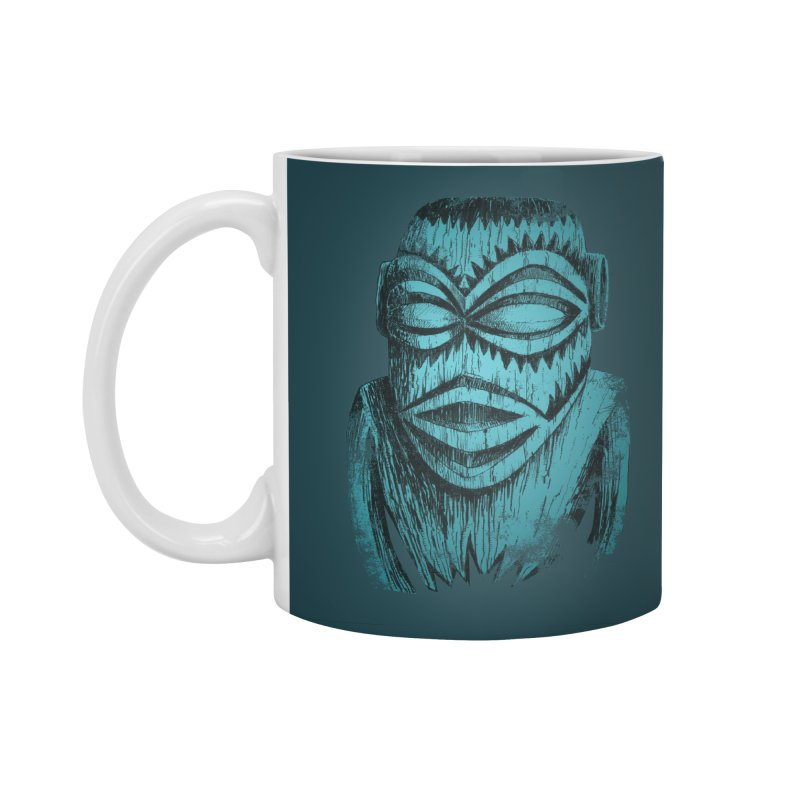 Tangaroa #3 Accessories Standard Mug by Zerostreet's Artist Shop
