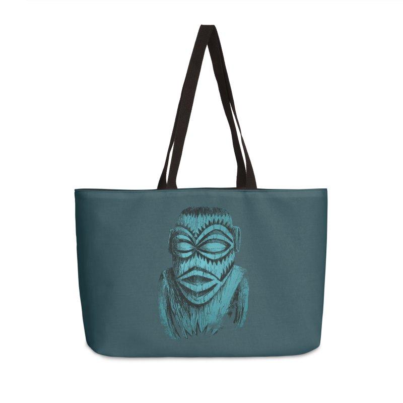 Tangaroa #3 Accessories Weekender Bag Bag by Zerostreet's Artist Shop