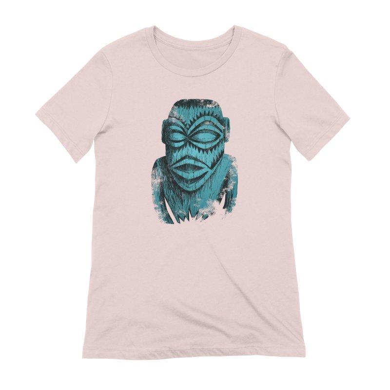 Tangaroa #3 Women's Extra Soft T-Shirt by Zerostreet's Artist Shop