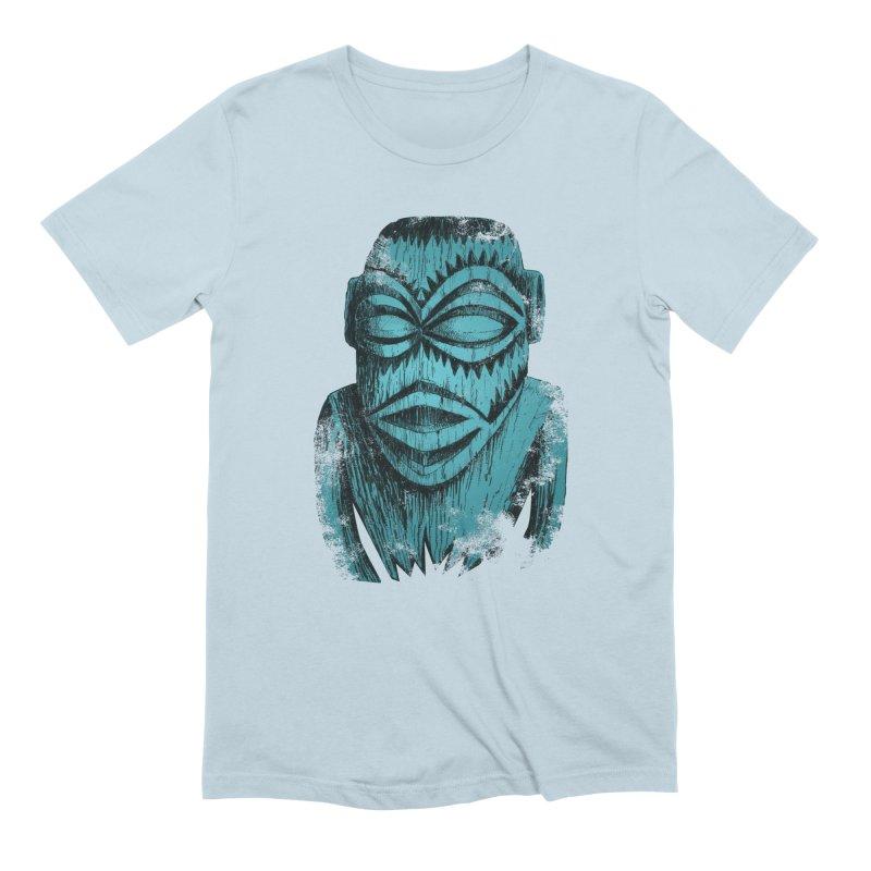 Tangaroa #3 Men's Extra Soft T-Shirt by Zerostreet's Artist Shop
