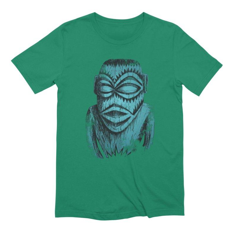 Tangaroa #3 Men's Extra Soft T-Shirt by Zero Street's Artist Shop