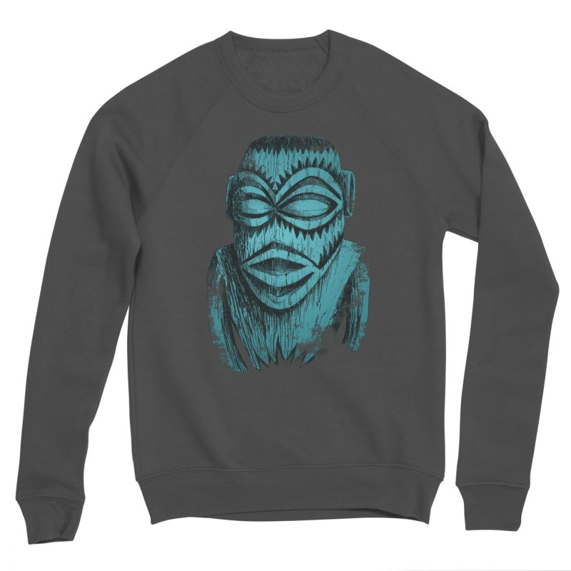 Tangaroa #3 Women's Sponge Fleece Sweatshirt by Zerostreet's Artist Shop