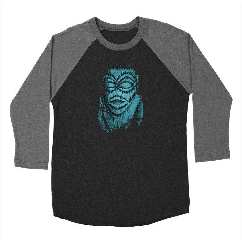 Tangaroa #3 Women's Baseball Triblend Longsleeve T-Shirt by Zerostreet's Artist Shop