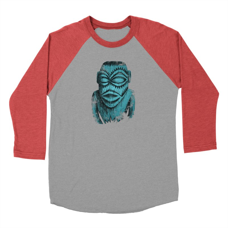 Tangaroa #3 Men's Baseball Triblend Longsleeve T-Shirt by Zerostreet's Artist Shop