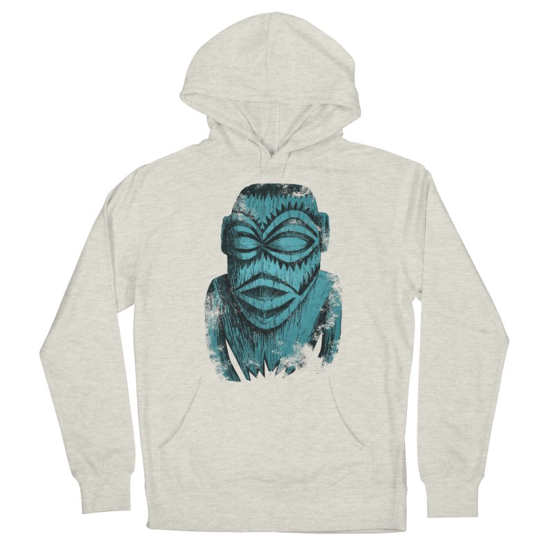 Tangaroa #3 Men's French Terry Pullover Hoody by Zerostreet's Artist Shop