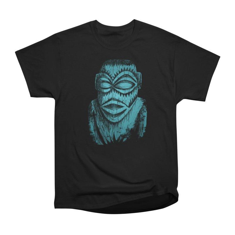 Tangaroa #3 Women's Heavyweight Unisex T-Shirt by Zero Street's Artist Shop